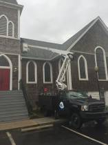 Electrical Bucket Truck Services - Eastern Shore