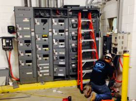 Motor Control Center Installations - SPI Pharma Inc.