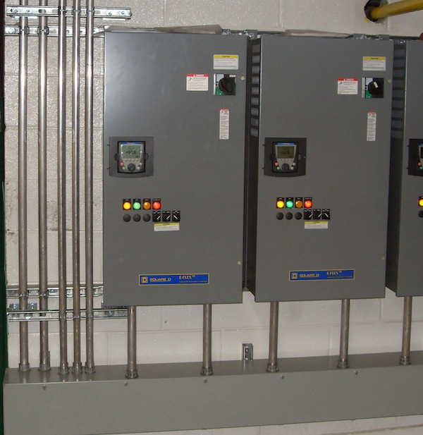 Soft starter or vfd which to choose oc electric 39 s for Variable frequency drive motor